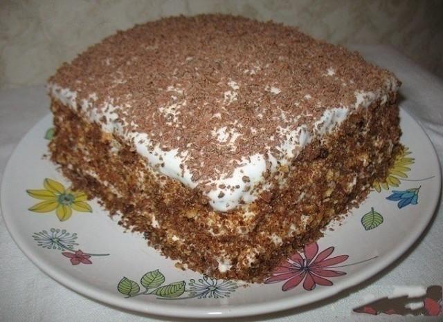 Торт Мечта жизни