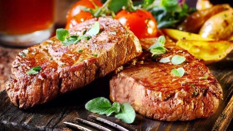 Как правильно готовить говядину
