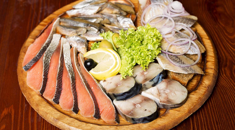 Маринад для рыбы. Вкусная рыбка за 2 часа