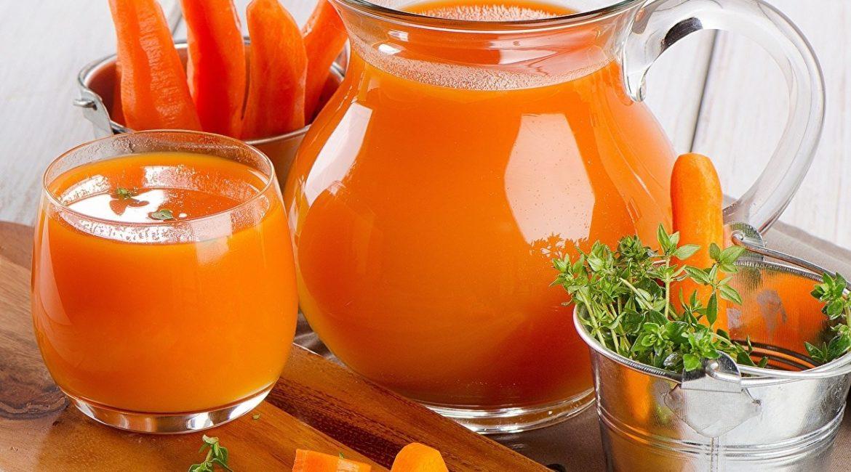 Зачем пить морковный сок?