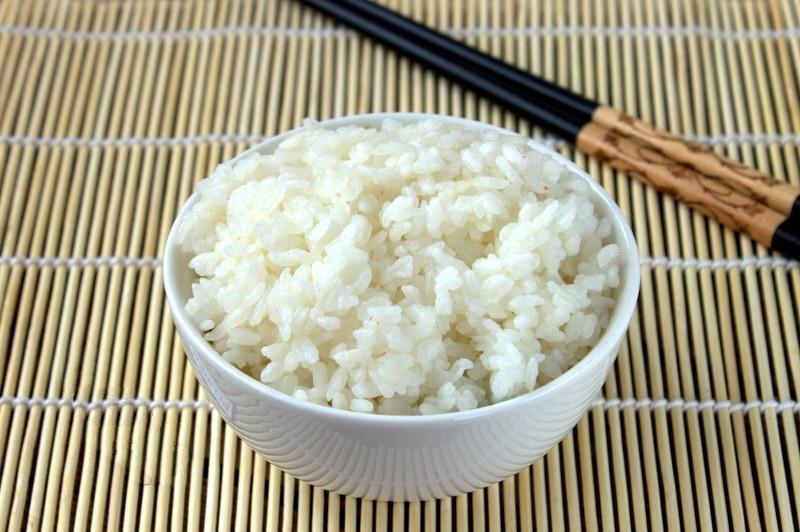 Как правильно варить рис для ролов и суши