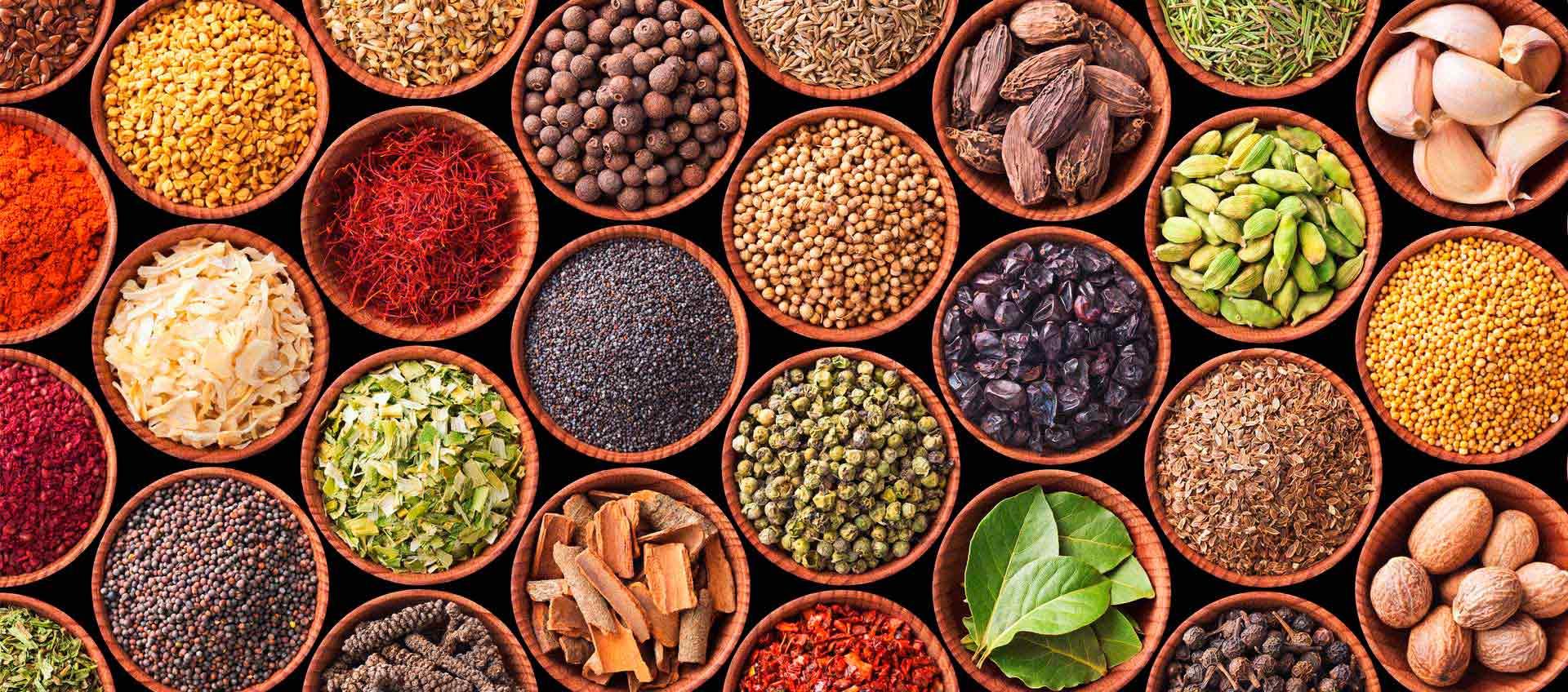 Как подобрать специи для овощей