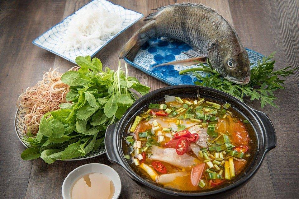 Рыбный обед за 25 минут. Рыбная пицца на ужин за 8 минут