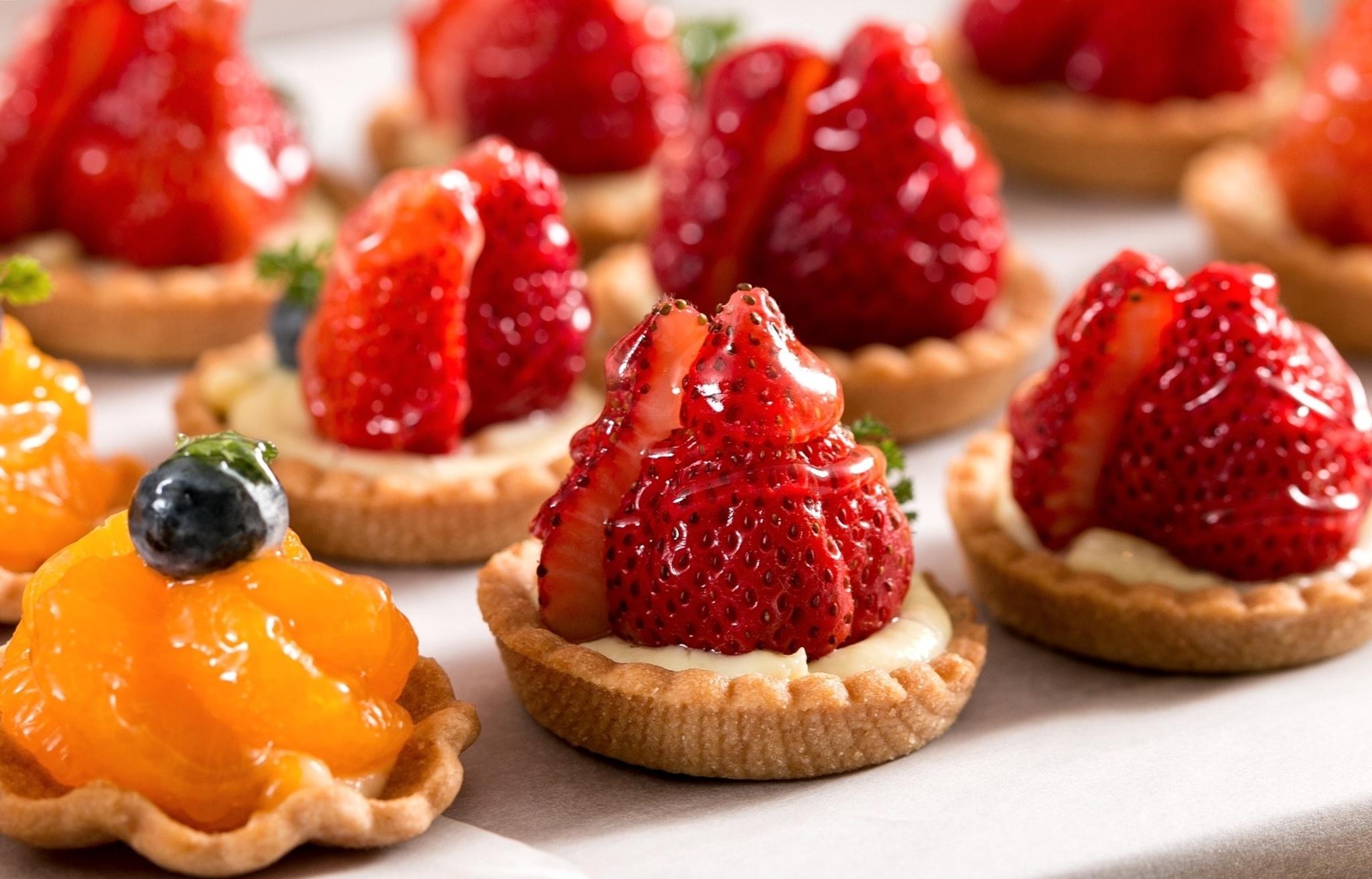 Десертные варианты
