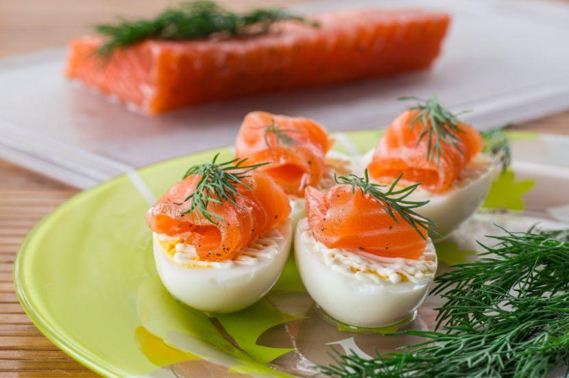 Лучшие новогодние закуски