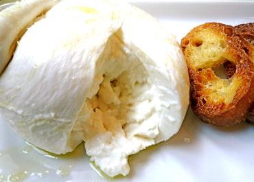 Сыр буррата