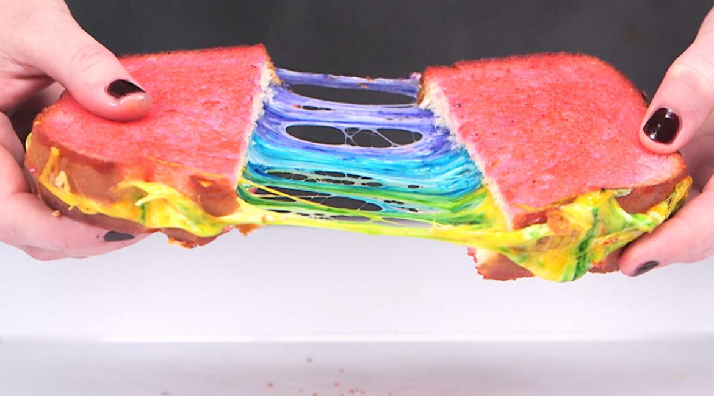 Радужный сыр