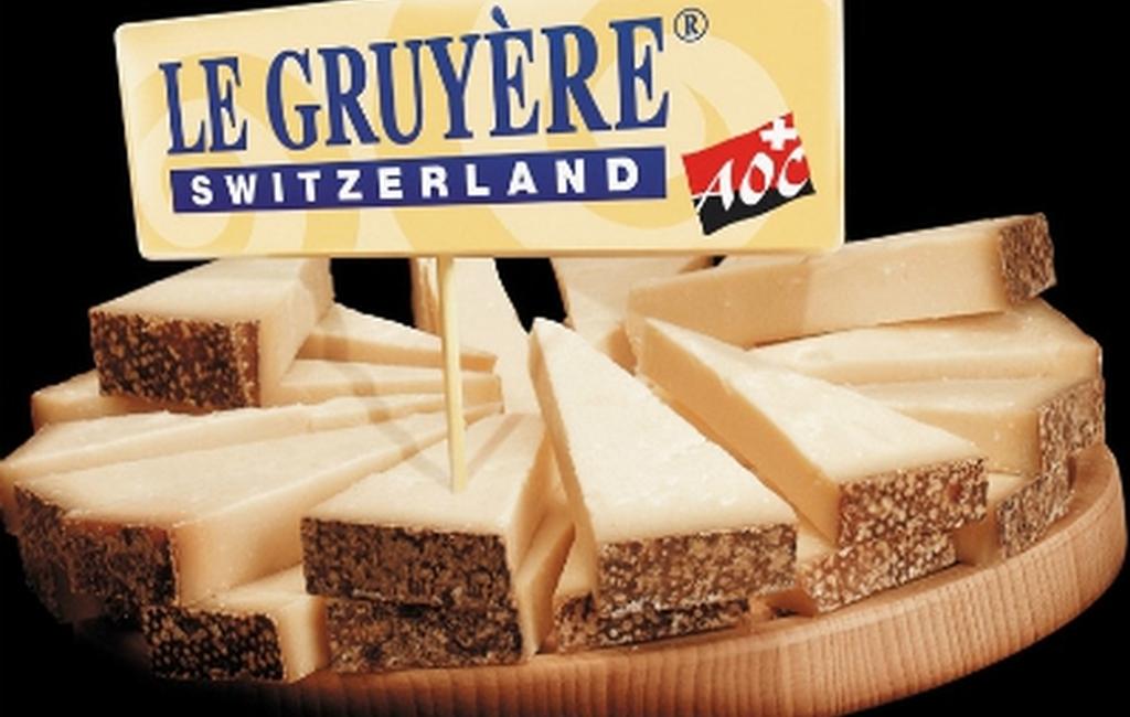 Сыр Грюйер