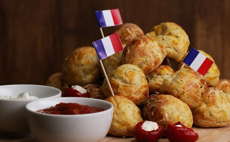 Французские заварные булочки