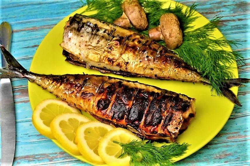 Рецепты блюд из скумбрии