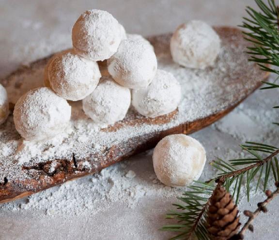 Снежные десерты