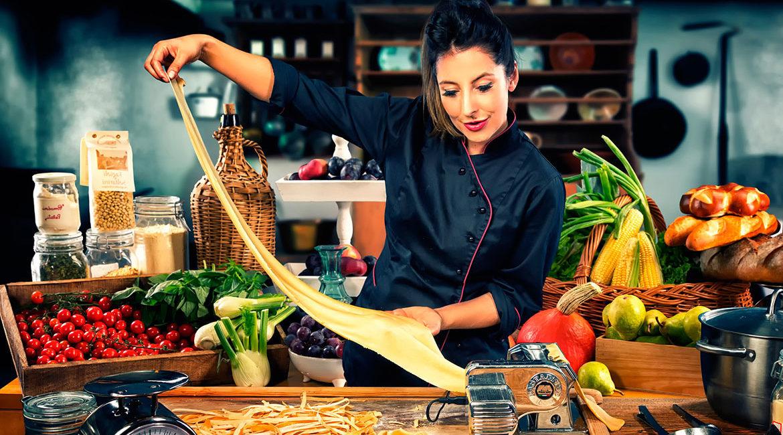 Современные женщины на кухне