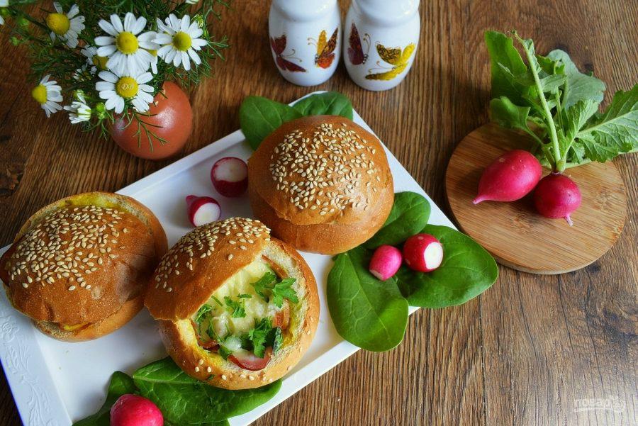 Завтраки в булочке