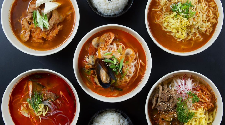 Азиатские супы: тайские и корейские