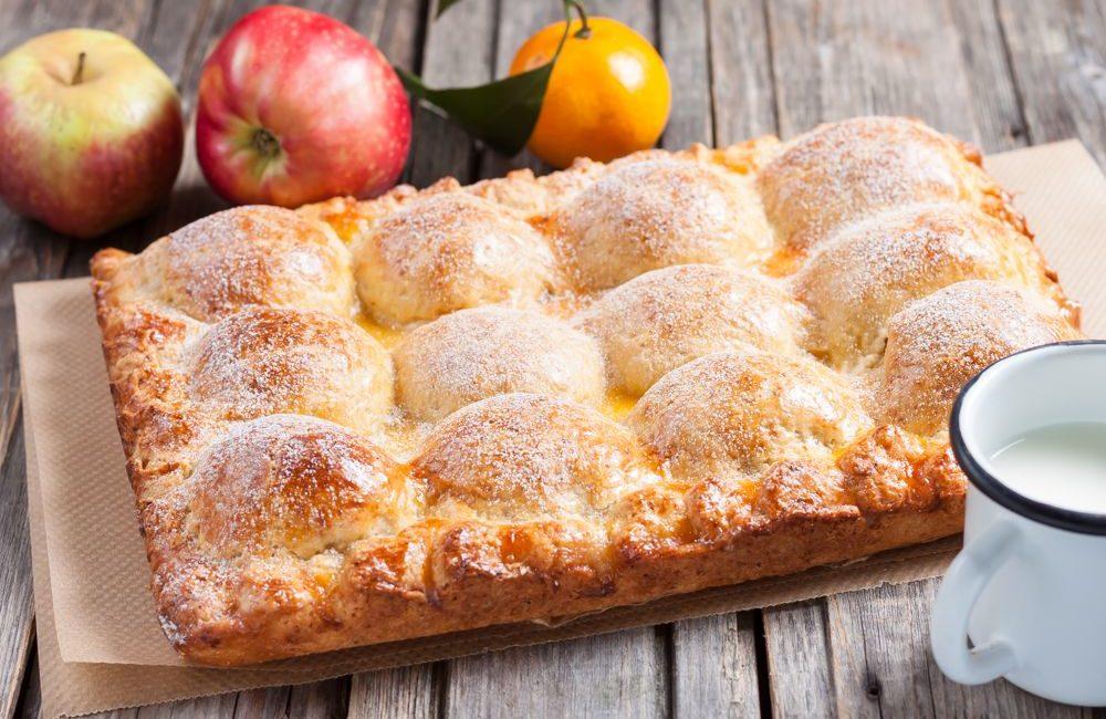 Рецепты лучшей выпечки с яблоками
