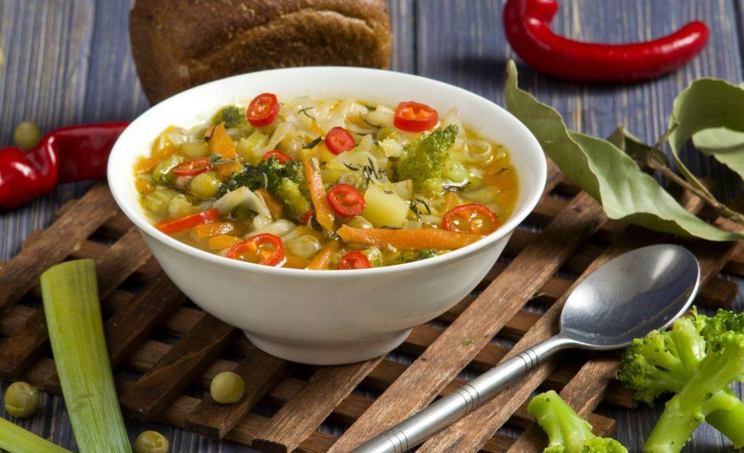 6 рецептов постных супов