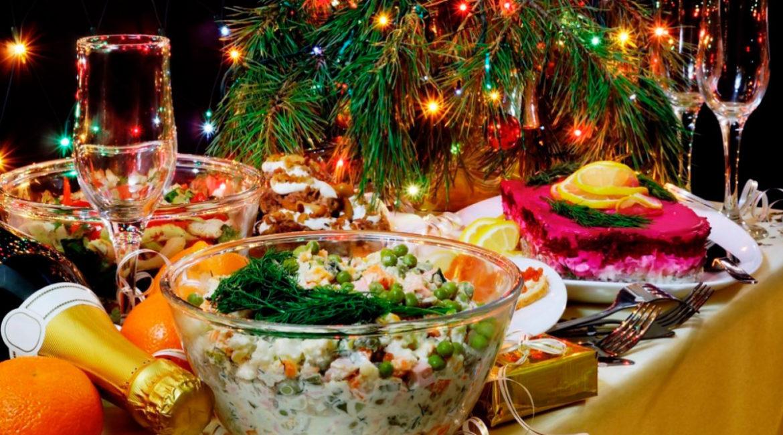 4 простых новогодних рецепта