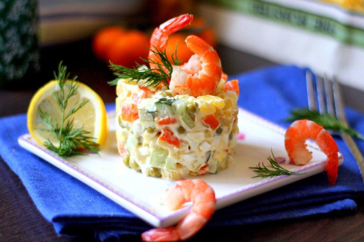 Вкусные рецепты салата Оливье на Новый год 2021